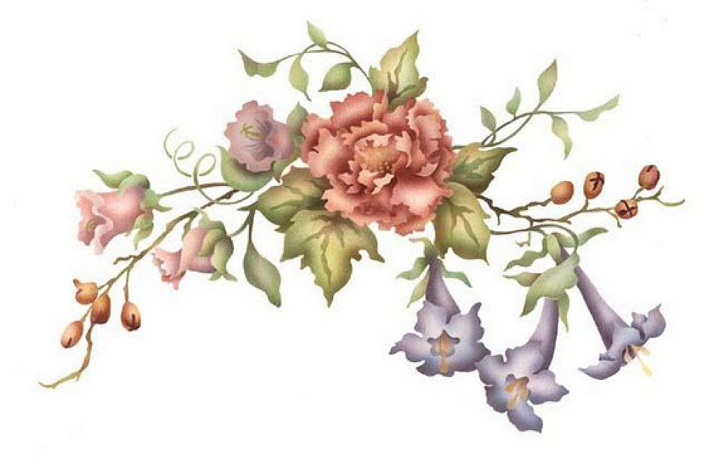 FLORES (p 603.) | Saiba artesanato é facilisimo.com