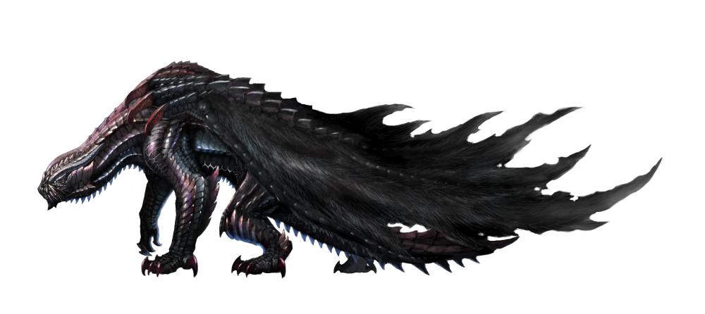 Mh4u Gore Magala Concept Art 001 Png 1000 446 Monster Hunter Art Monster Hunter Monster Hunter Series