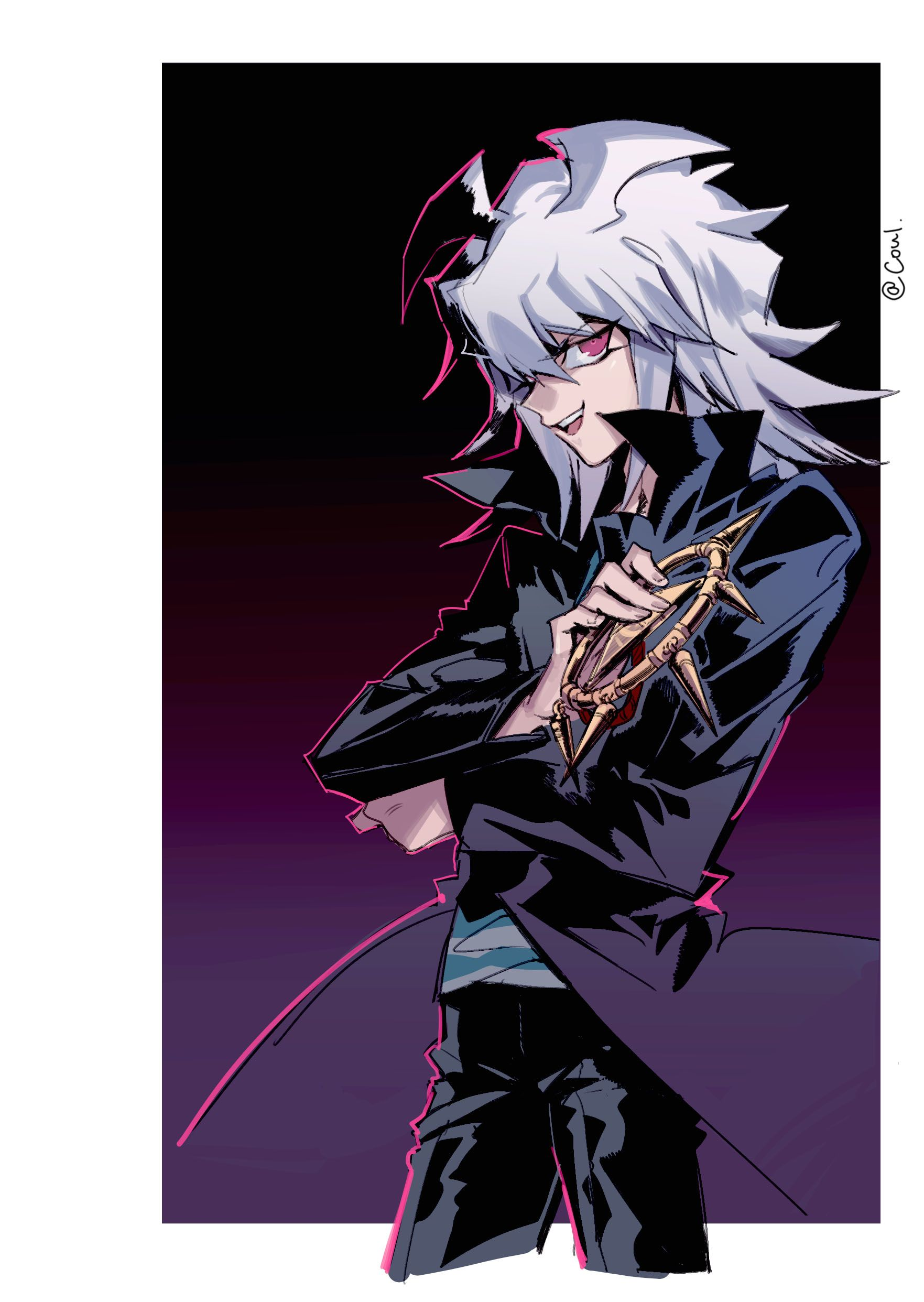 Pin by Joud on Bakura Ryou Yugioh, Anime images, Anime