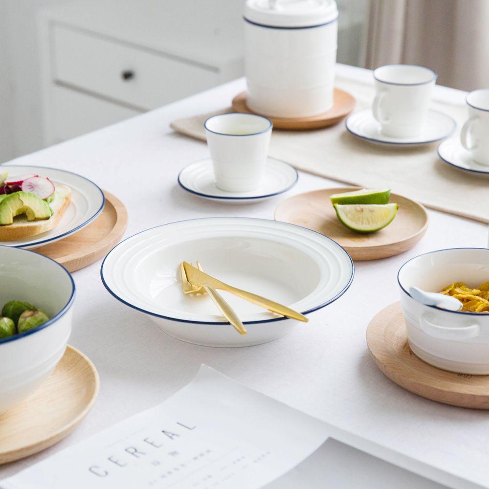 Unique Scandinavian Tableware For Home Decor Inspiration Minimalist Interior Design Mid Century Modern Kitchen Dinnerware Sets Scandinavian Interio Interieur