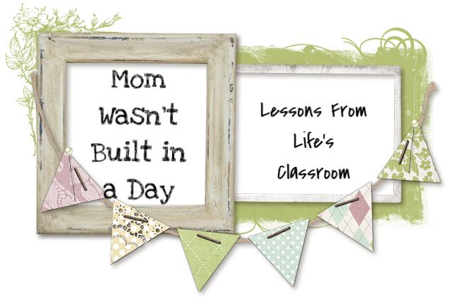 Mom Wasn't Built in a Day: Activities