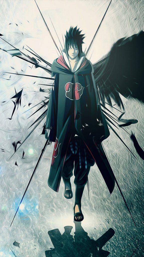 Naruto Sasuke Uchiha (With images) Naruto shippuden