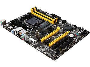BIOSTAR TA970 AM3+ AMD 970 + SB950 SATA 6Gb/s USB 3.0 ATX AMD Motherboard with UEFI BIOS