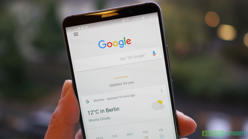 Google will take page speed into consideration for mobile searches