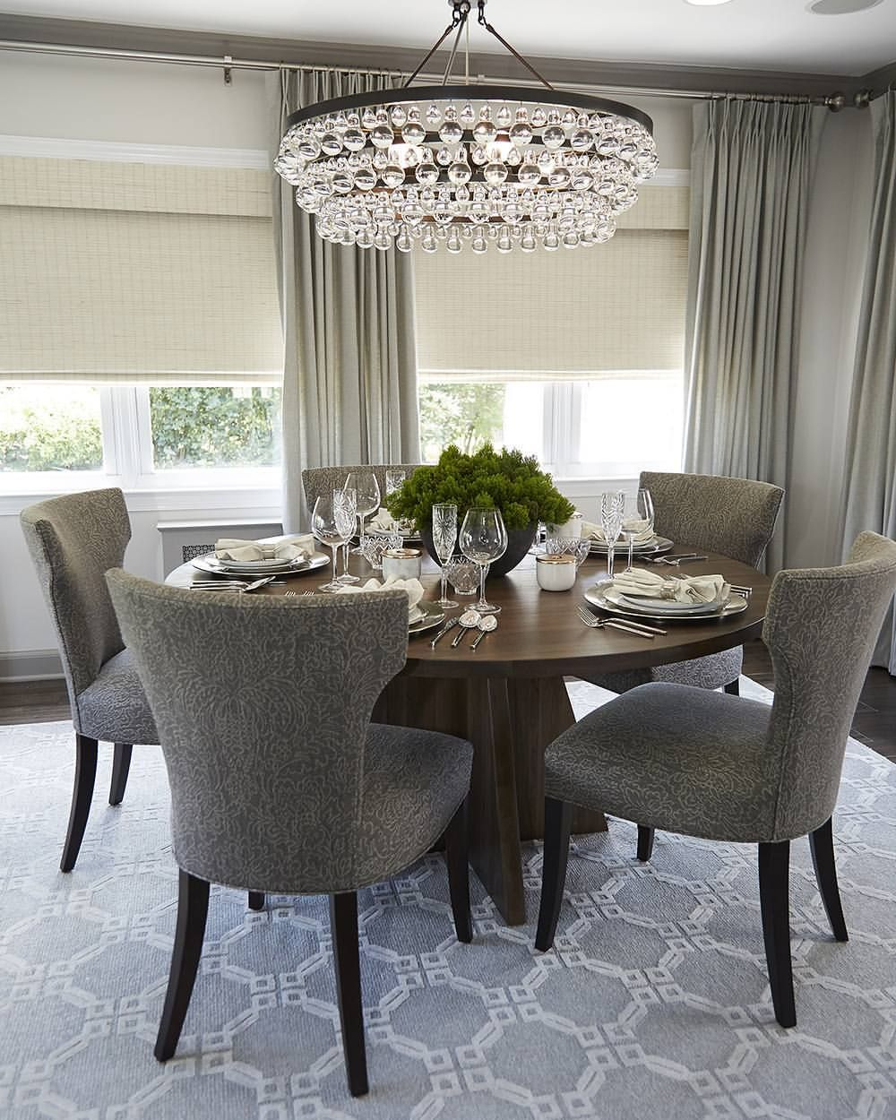 2 092 Likes 26 Comments Property Brothers Propertybrothers On Instagram A Statement Piece Can Unique Dining Room Luxury Dining Luxury Dining Room