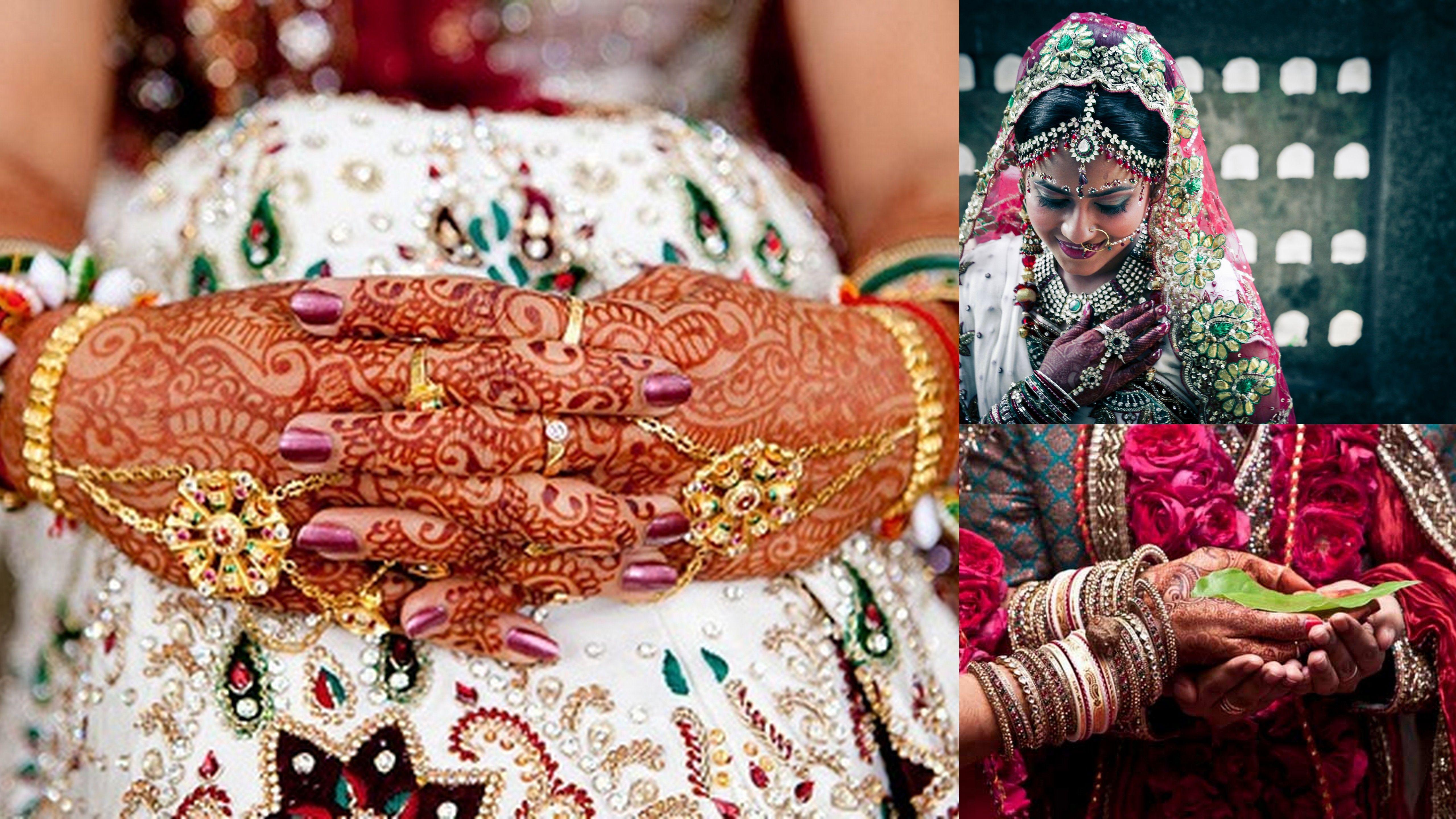 Gujarati #BridalMakeup for wedding ceremony! | Gujarati Wedding ...