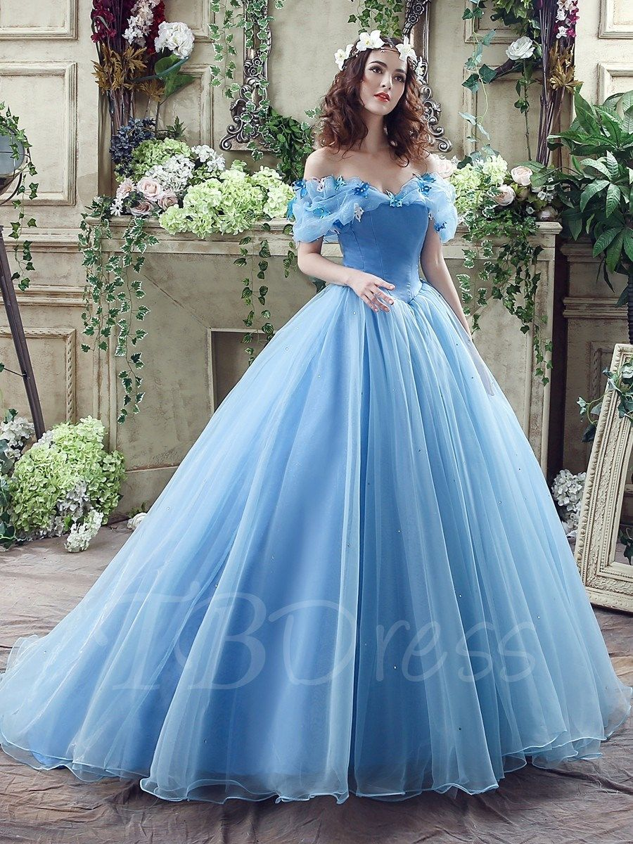 Off The Shoulder Sequins Ball Gown Cinderella Wedding Dress Ball Gown Dresses Princess Ball Gowns Ball Gowns [ 1200 x 900 Pixel ]