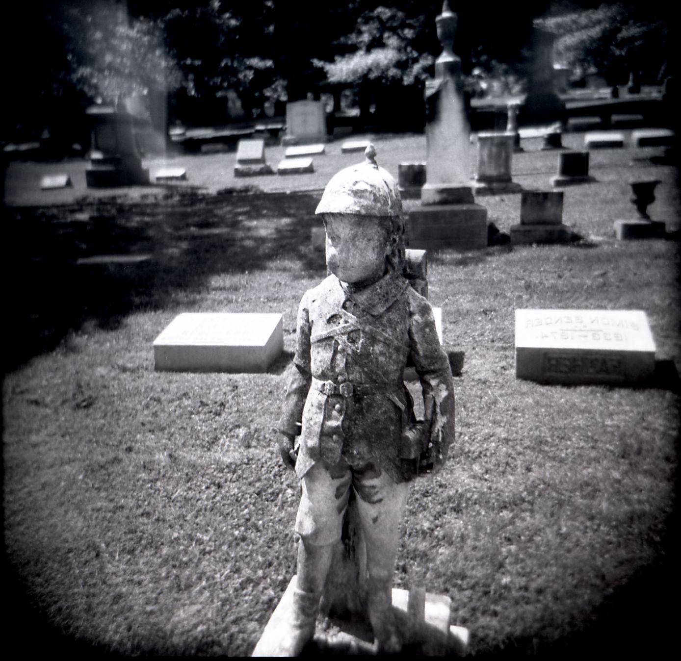 Kentucky Roads: Cave Hill Cemetery