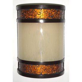 For Basement Stairwell Entry Portfolio 6 6 In W 1 Light Bronze Pocket Hardwired Wall Sconce At Lowes Contemporary Wall Sconces Wall Sconces Pocket Wall Sconce