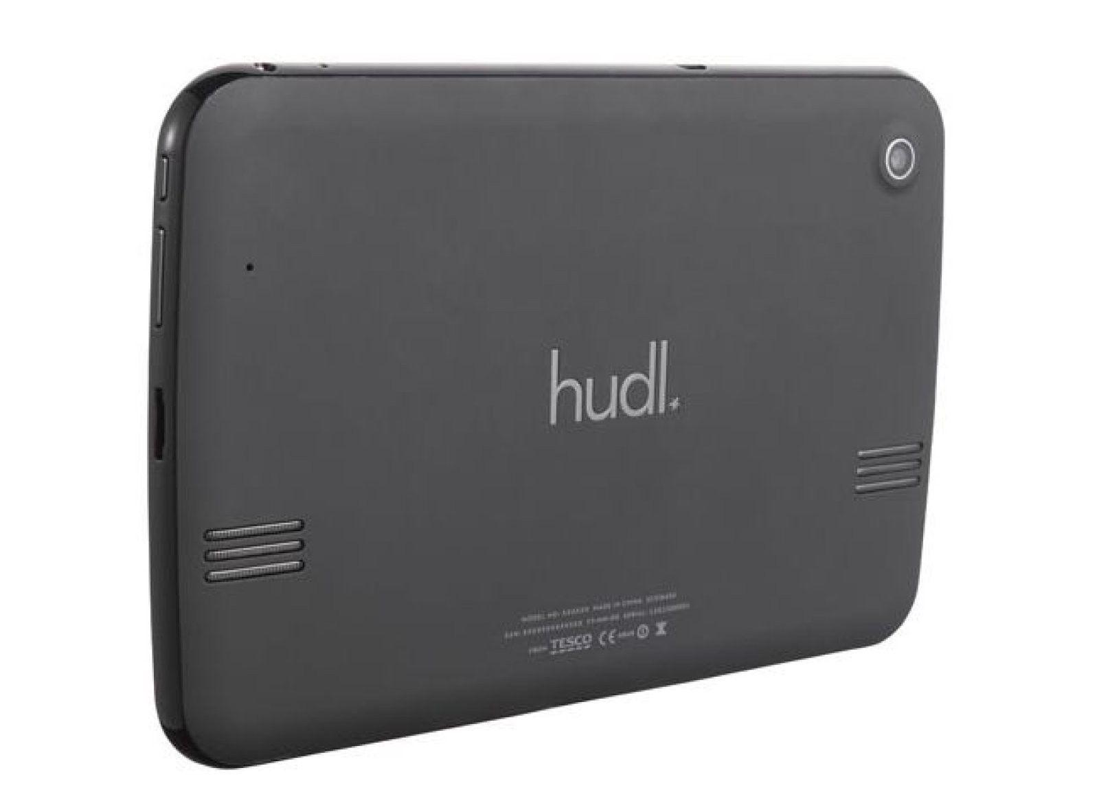 Tesco Hudl 2, con corazón de Intel y gobernado por Android