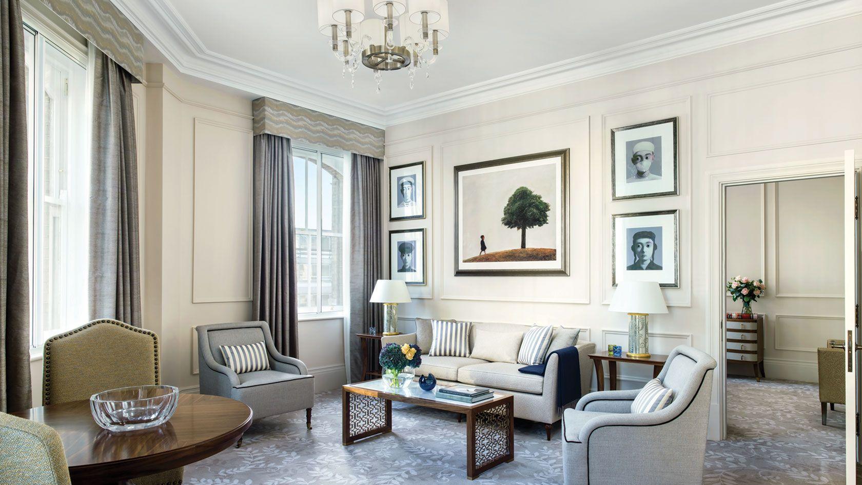 One Bedroom Residence London Luxury Hotel The Langham
