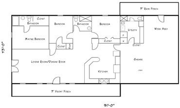metal house floor plans. Metal Building Marketing | Steel Buildings...this Is Actually A Pretty Usable Floor House Plans B