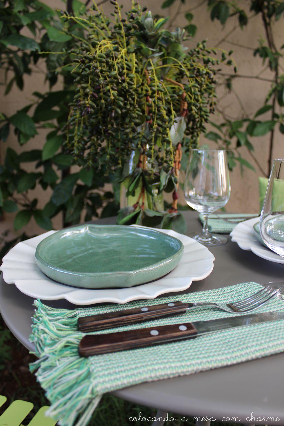 A mesa com charme   por Marcela Finotti   Page 41