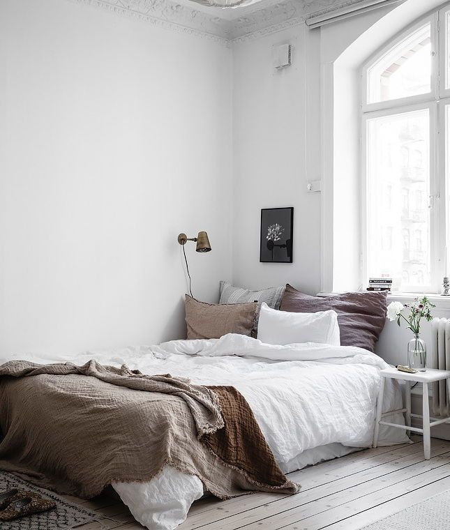 Bedroom interior design inspiration Innenarchitektur