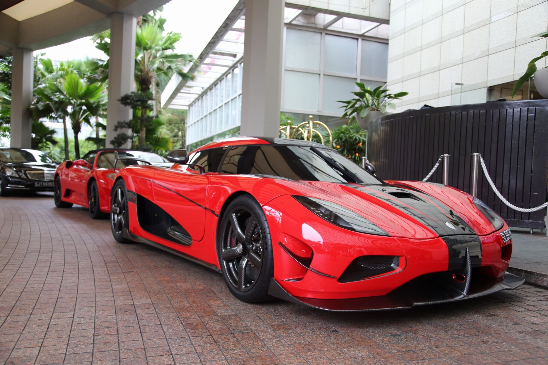 125 Koenigsegg Agera RS In Singapore HD Wallpaper From Gallsource.com
