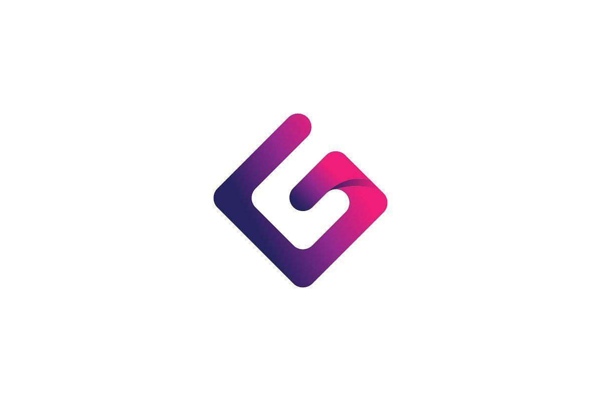 Groove Letter G Logo Template G Logo Design Logo