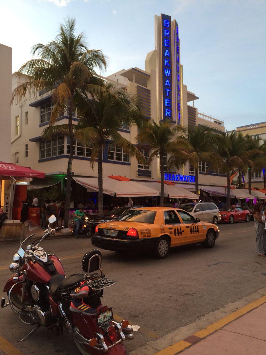 Miami océan drive