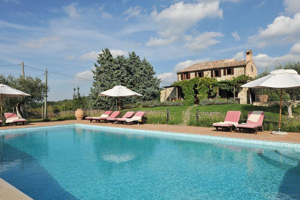 La Pianstella Private Villa & Pool Todi, Umbria