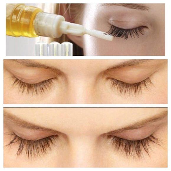 Long Lush Natural Lashes Eyelash Growth Serum Nwt Lush