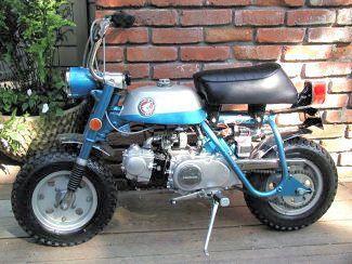 1970 71 Honda Z50ak2