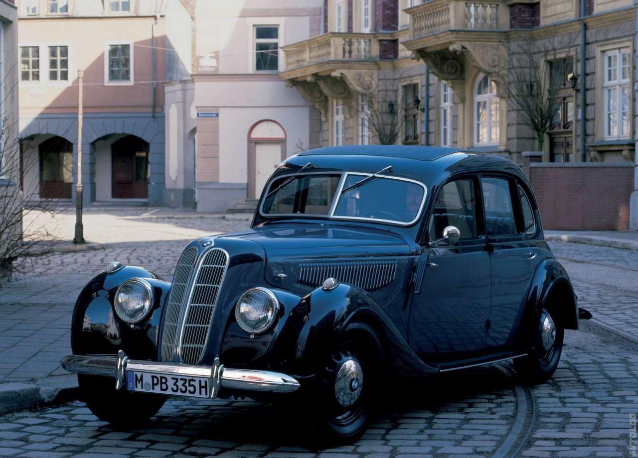 BMW 501 Wallpaper