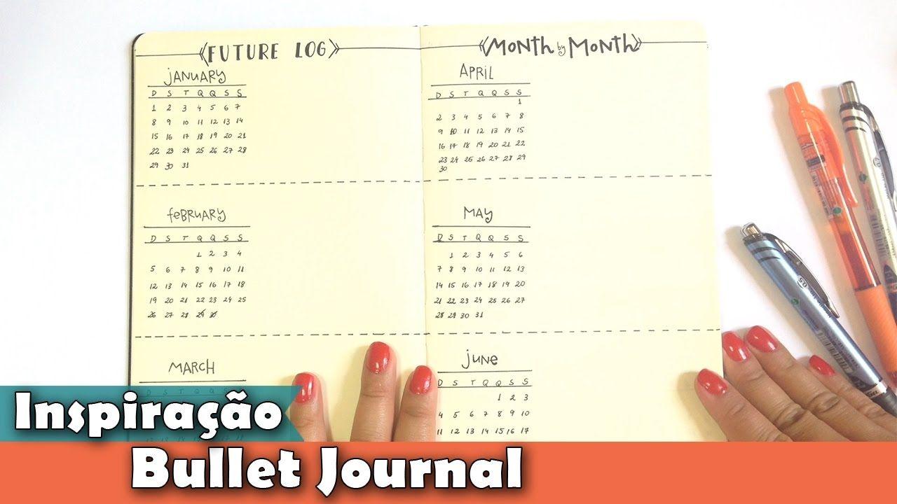Organize-se melhor com o Bullet Journal #1