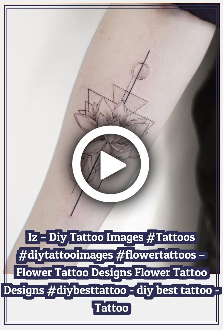 Geometric Tattoos 47278 Iz Diy Tattoo Images #Tattoos #diytattooimages Tattoo ideas