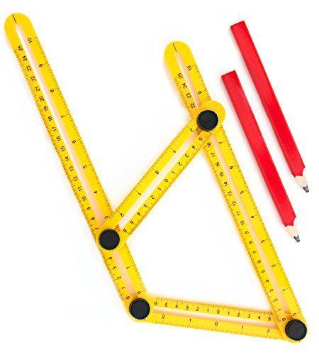 Angle Finder For Contractors Handymen Diy Ers Multi Https Www Amazon Com Dp B075hq3jp4 Ref Cm Sw R Measurement Tools Angle Finders Measuring Angles