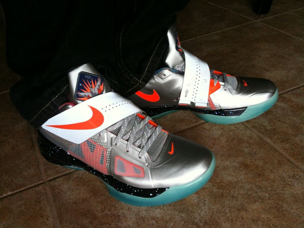 size 40 b46e0 ae950 KD IV Galaxy   Basketball   Nike zoom, Nike, All star