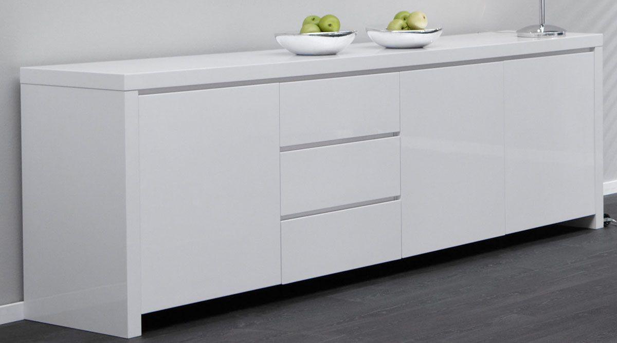Sideboard für schlafzimmer  Genial sideboard weiß | Deutsche Deko | Pinterest | Schlafzimmer ...