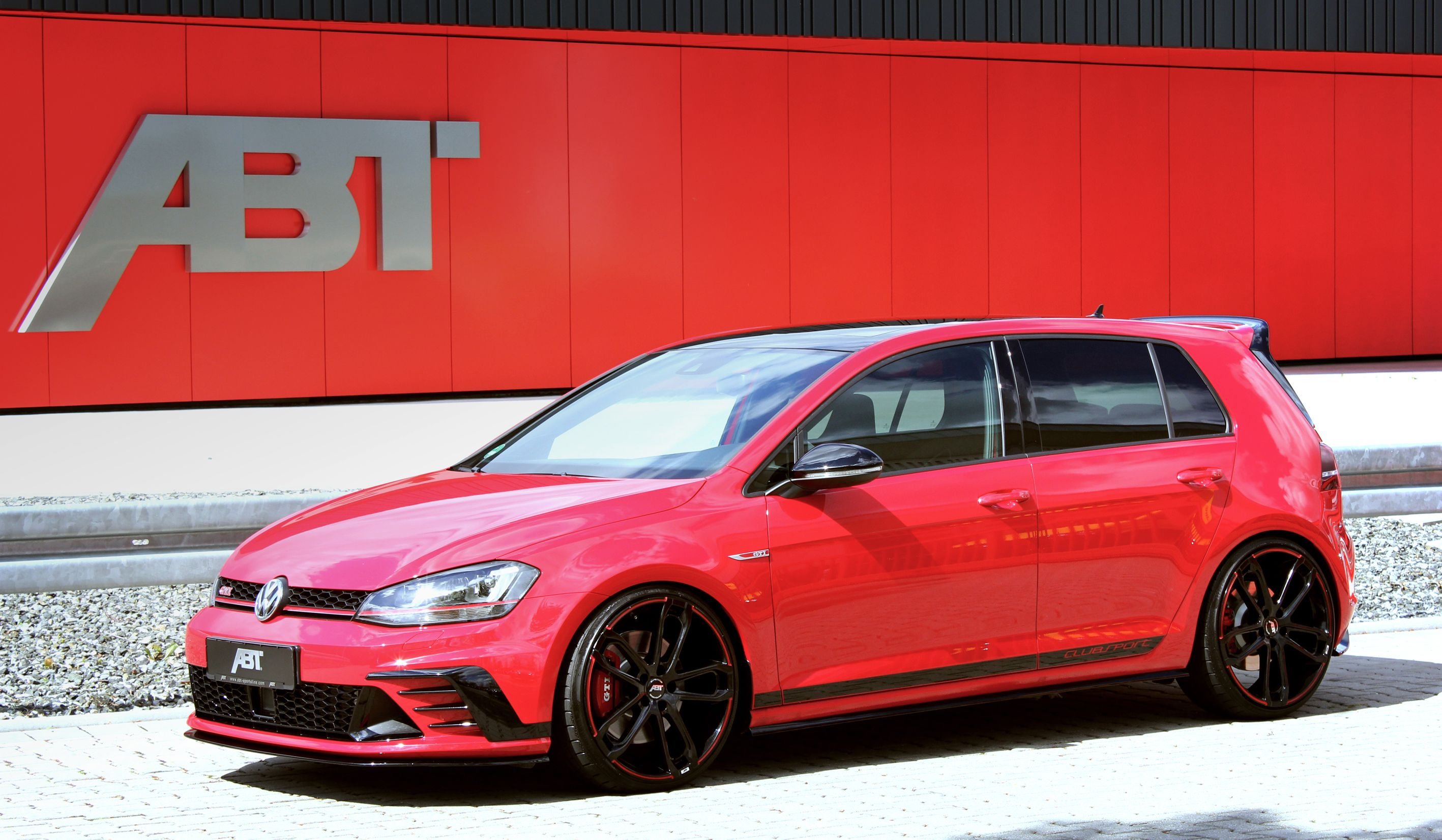 ABT Golf GTI Clubsport heeft 340 pk Pinterest