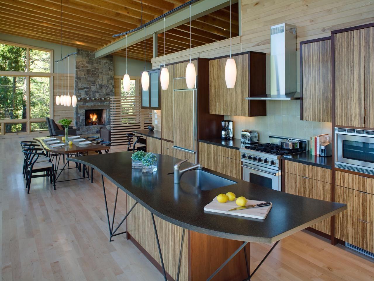 Modern Design Kitchen Cabinet Doors: HGTV Pictures & Ideas ...