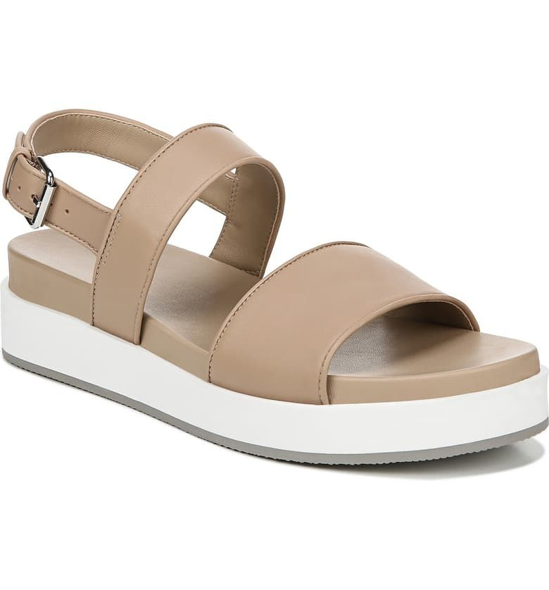 Via Spiga Davi Platform Sandal (Women