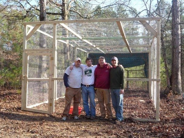 Chicken Show Cages | Http://www.backyardchickens.com/forum/