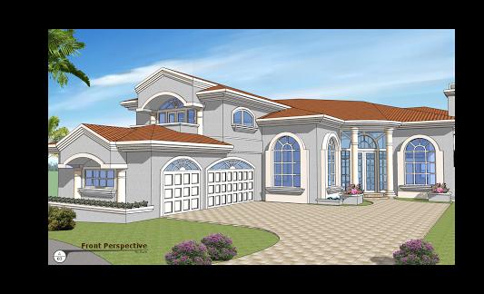 My Sketchup Work Custom Homes Sketchup Rendering Oceanfront
