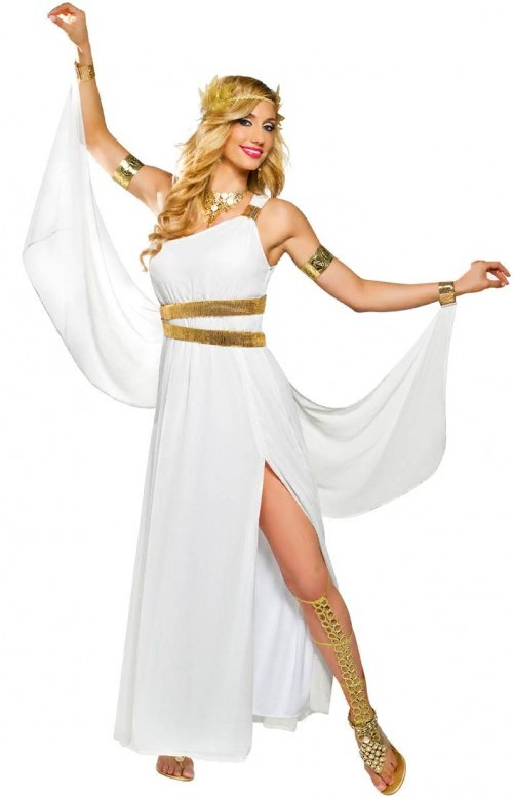 947383969 Here's a Roman Venus goddess costume for women. | roman ideas in ...