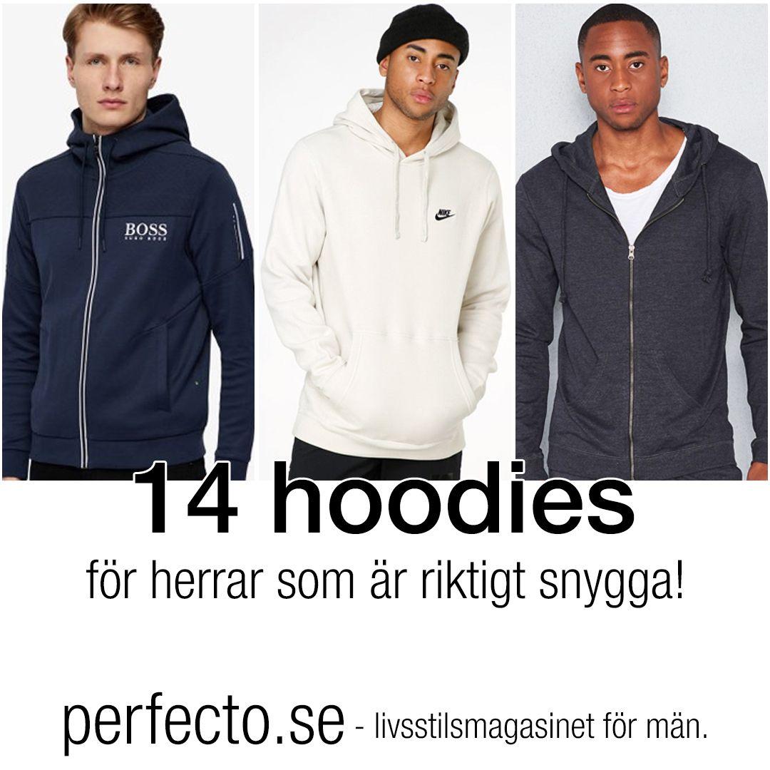 b4ae0d79932 14 snygga hoodies för herrar! Hösten är på intåg. 2018 har bjudit på ...