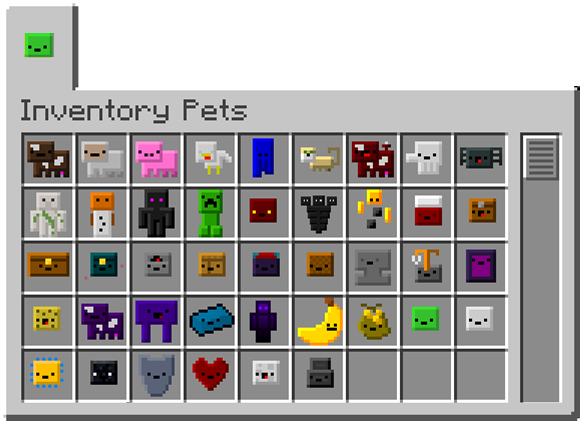 Inventory Pets: Animated creatures that live in your ...