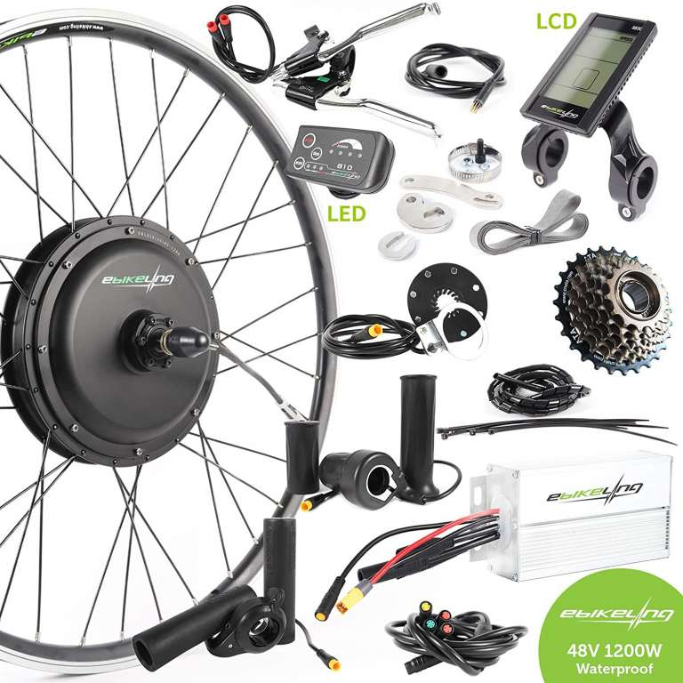 Pin On Top 10 Best Electric Bike Wheels In 2020 Reviews