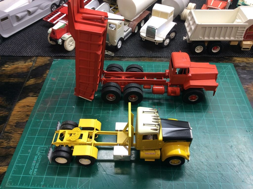 2016 Builds...Let's See 'Em.... - Under Glass: Big Rigs - Model Cars Magazine Forum