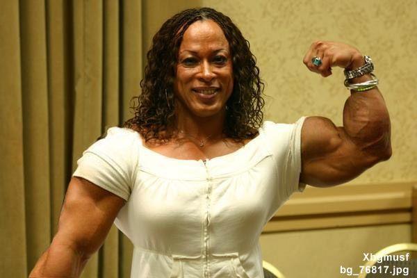 female_biceps_by_xbgmusf-d3aa79a.jpg (600×400) | Big Rose ...