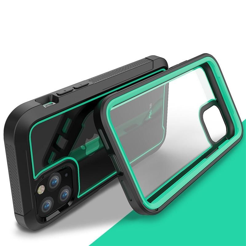 Shock Absorption Bumper Hybrid Cover exclusive at Bokeclothing