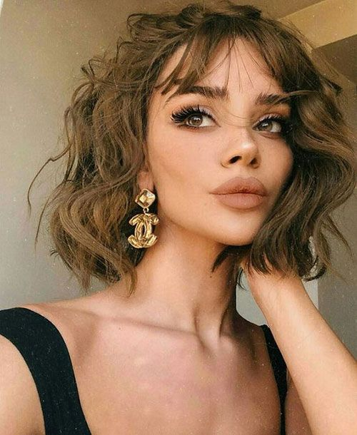 Cute Short Haircuts And Styles Women Coupe De Cheveux Style De Cheveux Coiffure Dame