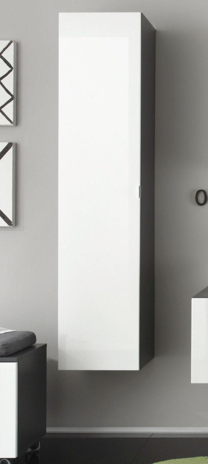 badezimmer hängeschrank mit spiegel