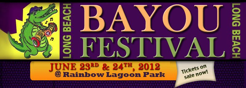 Welcome to the Official Long Beach Bayou and Blues Festival