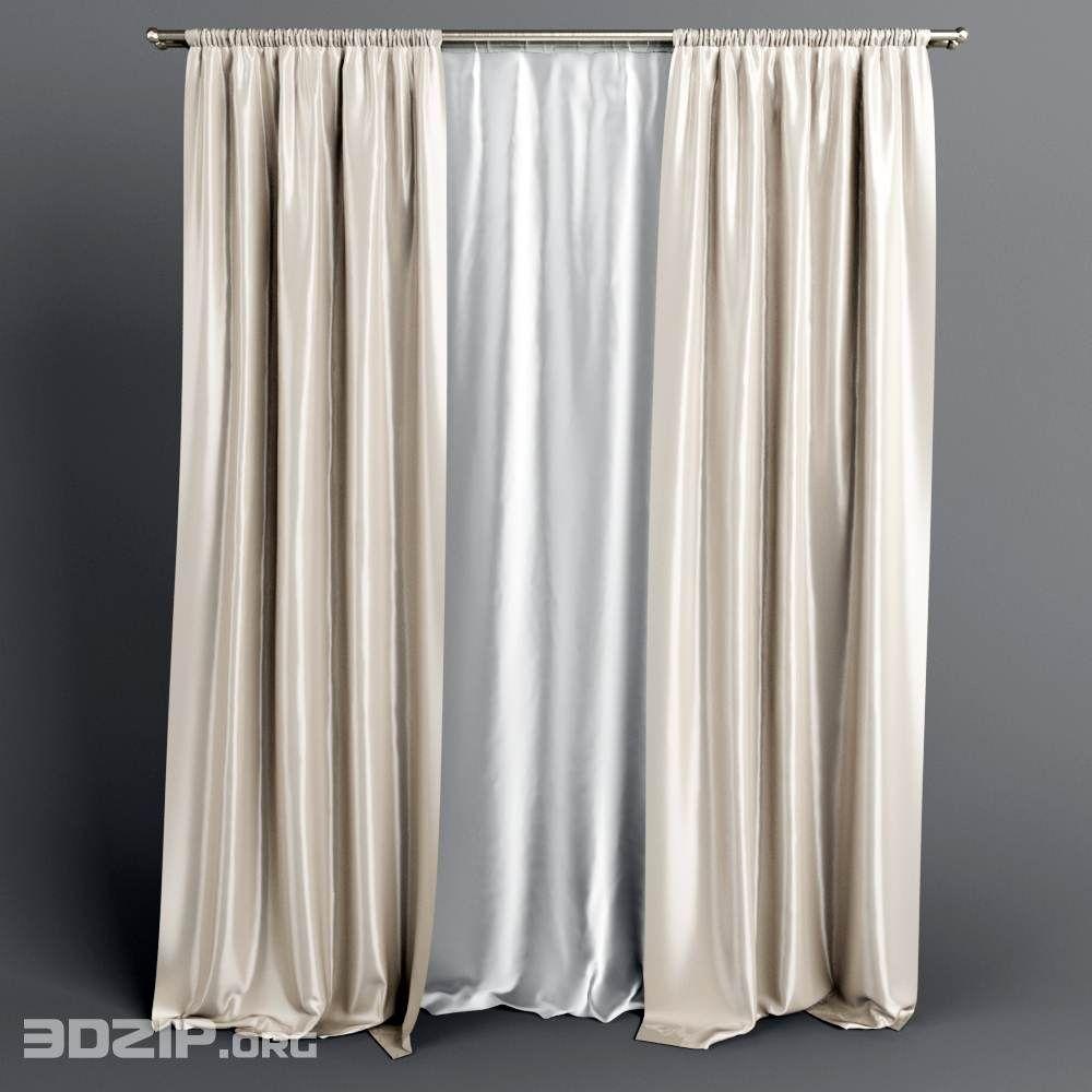 Curtain   downloadfree3d. Com.