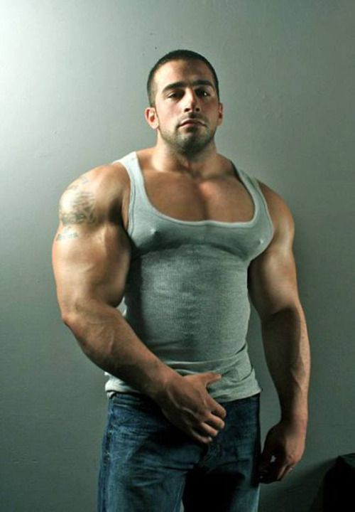 Muscled men iphone photos 78