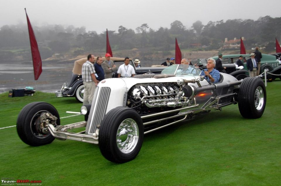 Cool Car Jay Leno