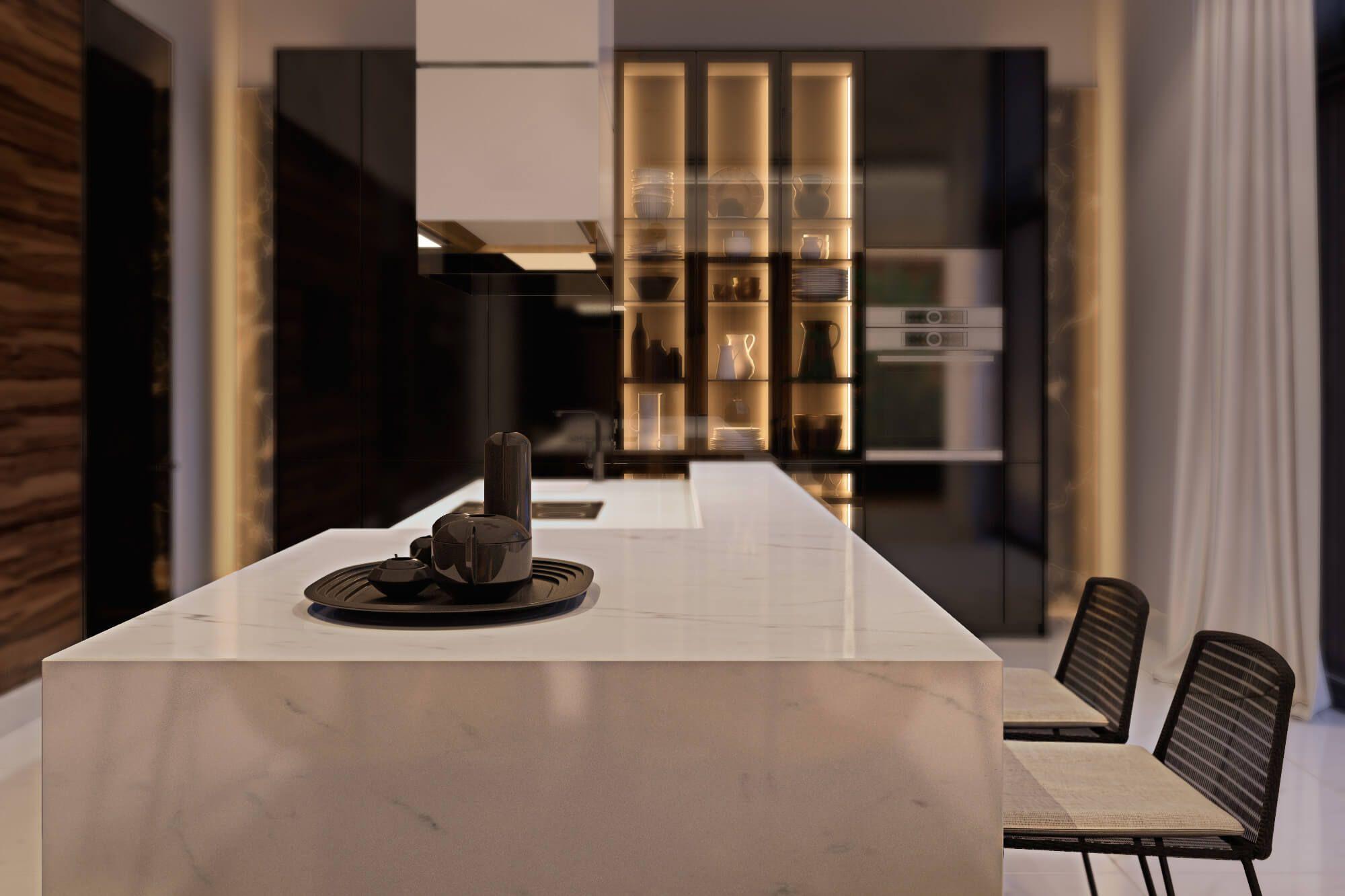 aj kitchen design. A J Villa Sardinia Diff 015  Interiors Private Apartments