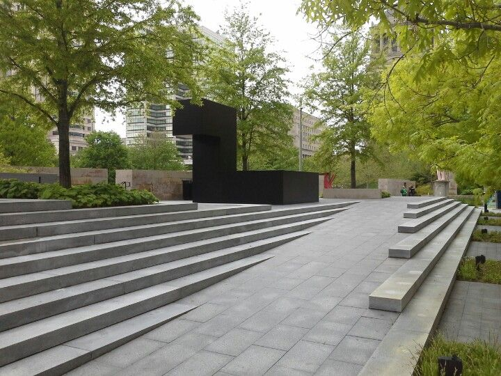 Integration Of Slopes And Stairs Landscape Stairs Stairs Architecture Urban Landscape Design